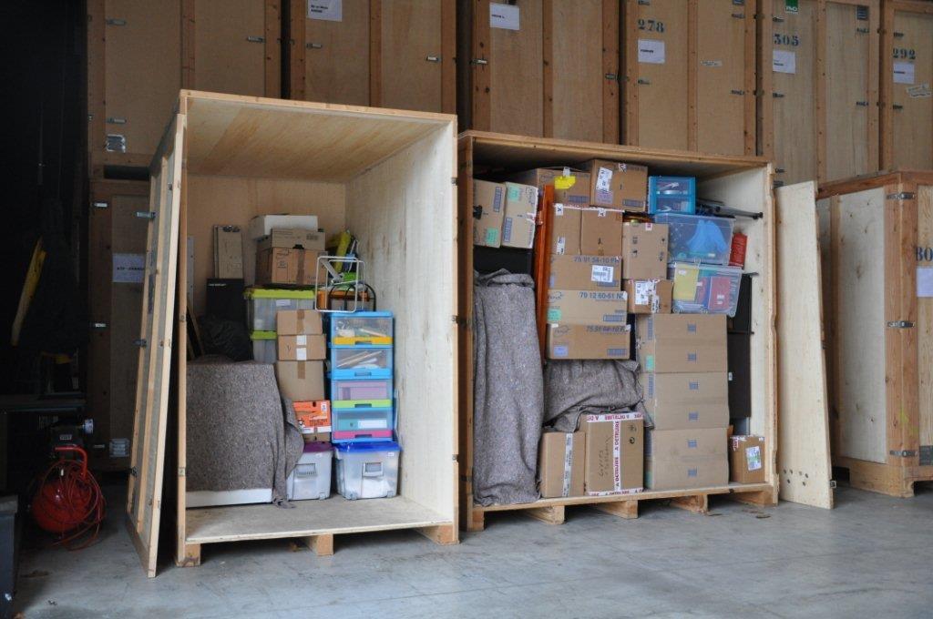 Location garde-meubles Quimper