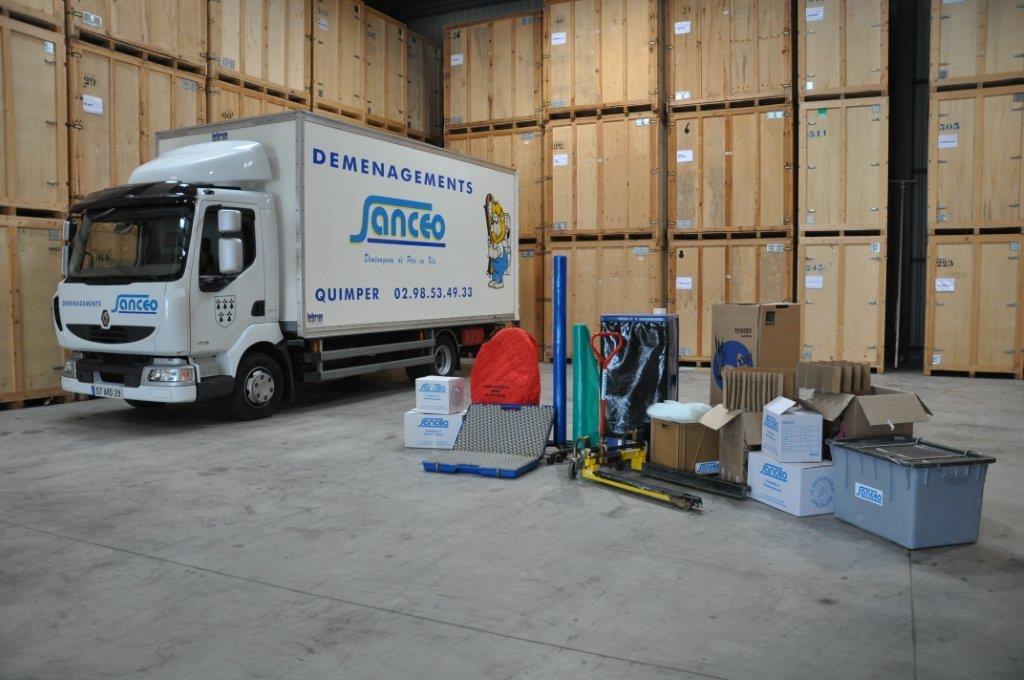 Accessoires pour faciliter votre déménagement